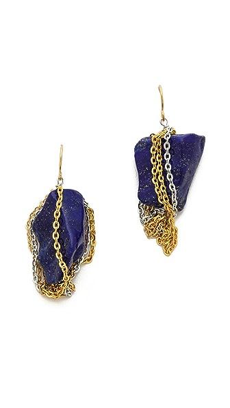 Gemma Redux Stone Earrings