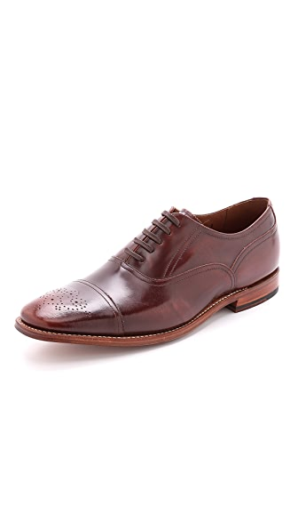 Grenson Blake Cap Toe Oxfords