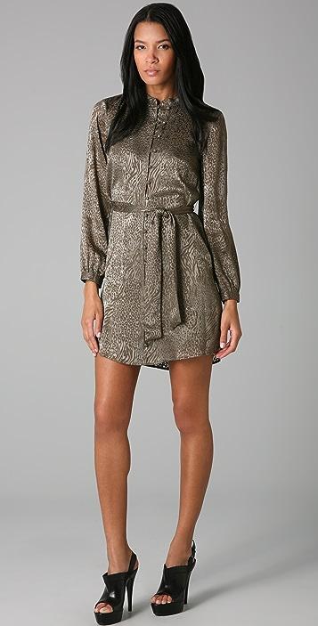 Gryphon Burnout Dress