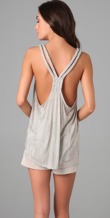 Gryphon Braided Tank