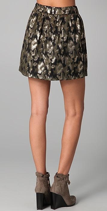 Gryphon Flounce Skirt