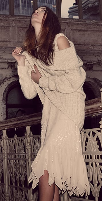Gryphon Flutter Dress