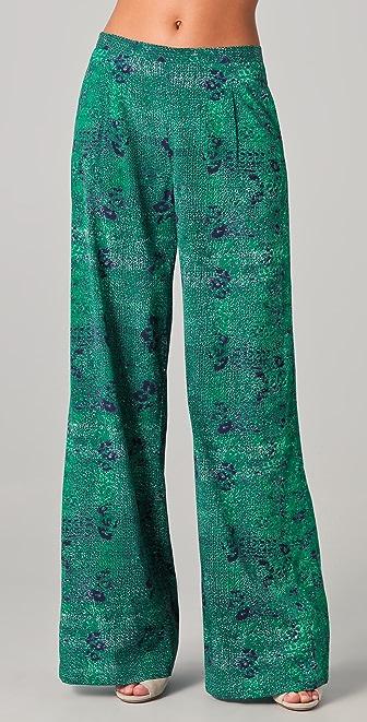 Gryphon Pajama Wide Leg Pants