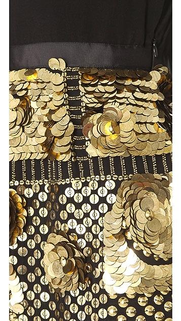 Gryphon Gold Garden Dress
