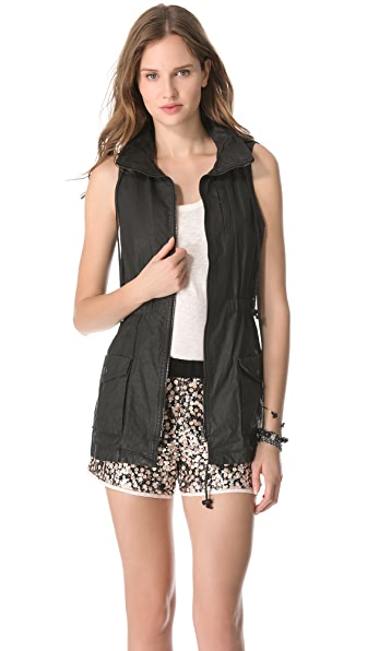 Gryphon Hooded Vest