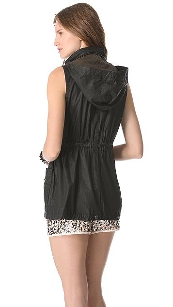 Gryphon Hooded Vest