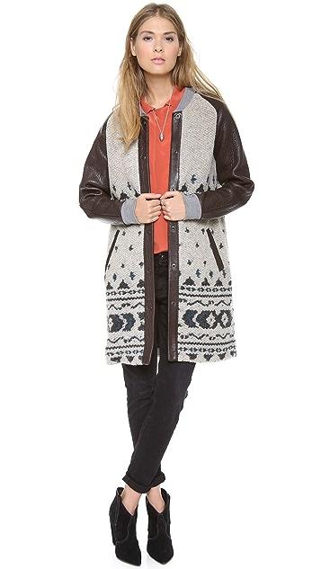Gryphon Elongated Varsity Coat