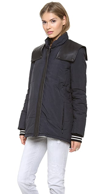 Gryphon Gryphon Puffer Coat
