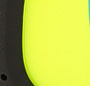 Yellow Fluorescent/Dark Violet