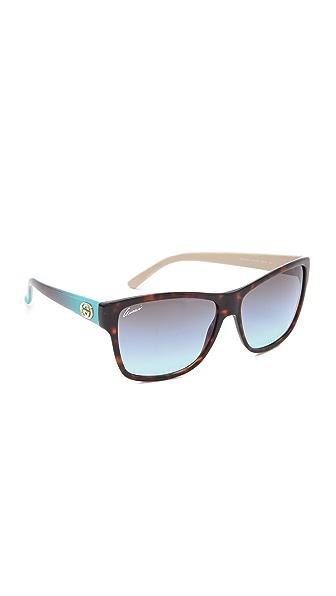 Gucci Colorful Sunglasses