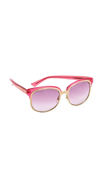 Gucci Gradient Sunglasses