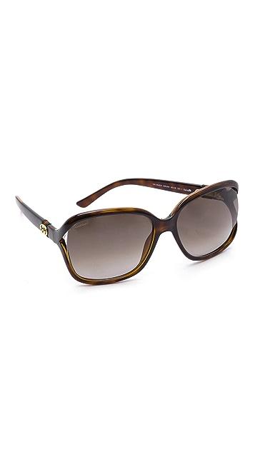 Gucci Open Side Sunglasses
