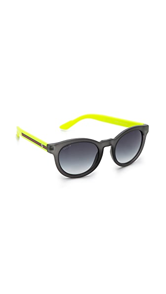 Gucci Round Classic Sunglasses