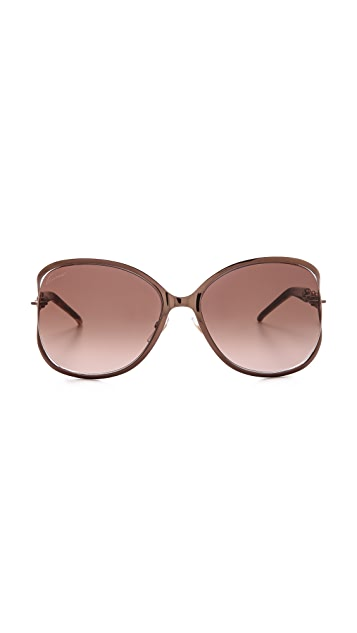 Gucci Twist Sunglasses