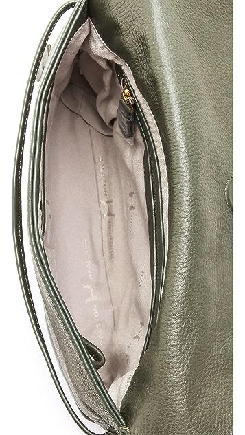 Halston Heritage Flat Messenger Bag