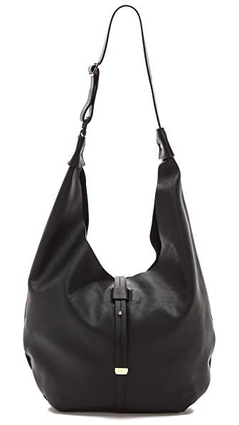 Halston Heritage Hobo Bag with Pouchette
