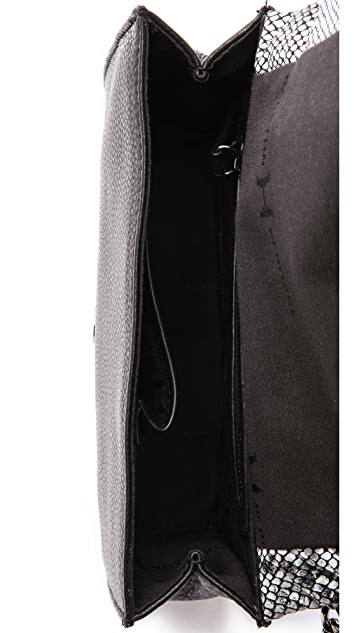 Halston Heritage Chain Shoulder Bag