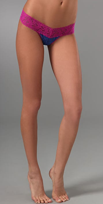 Hanky Panky Colorplay Low Rise Thong