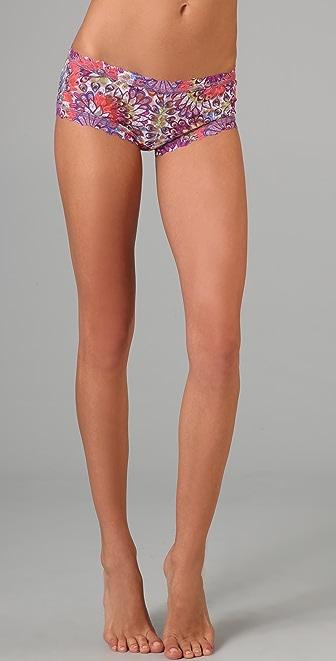 Hanky Panky Byzantium Lace Boy Shorts