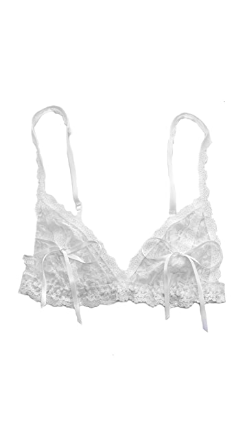 Hanky Panky After Midnight Open Bralette