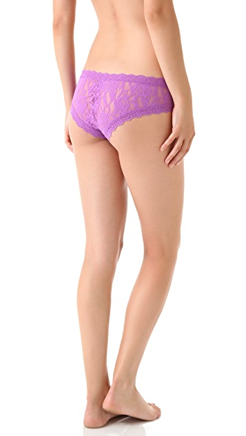 Hanky Panky Signature Lace Cheeky Hipster