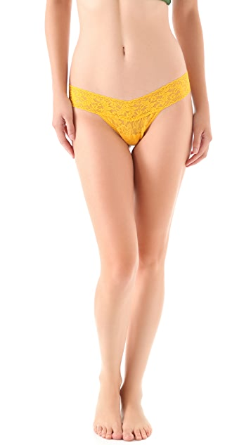 Hanky Panky Signature Low Rise Thong 5 Pack