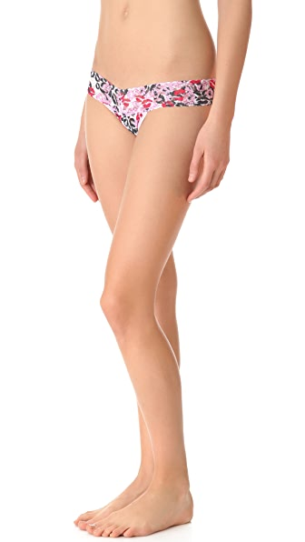 Hanky Panky Lips Low Rise Thong