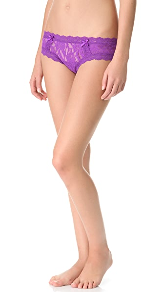 Hanky Panky Signature Lace Cheeky Hipster Briefs