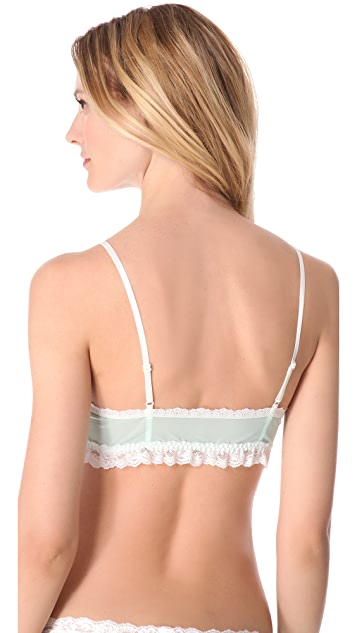 Hanky Panky Sheer Enchantment Crossover Bralette