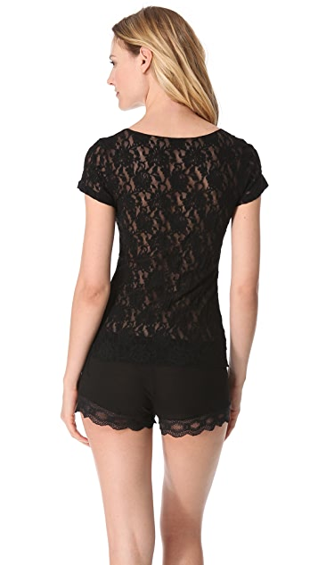 Hanky Panky Signature Lace Top