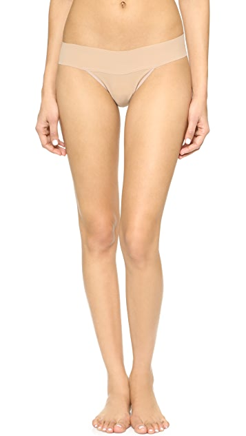 Hanky Panky Hanky Panky Bare Eve Natural Rise Thong