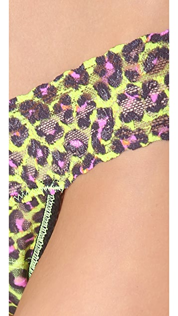 Hanky Panky Wildcat Low Rise Thong