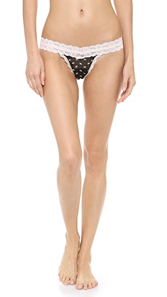 Hanky Panky Love Bird Low Rise Thong