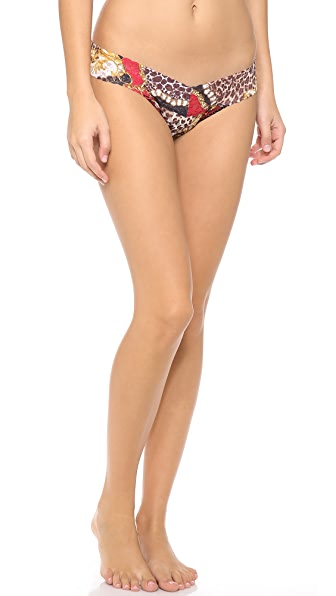 Hanky Panky Chain Lynx Low Rise Thong