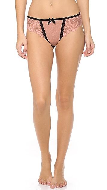 Hanky Panky Olivia Brazilian Bikini Briefs