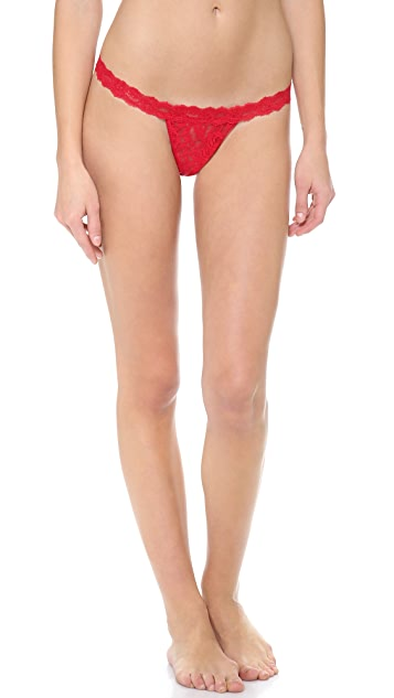 Hanky Panky Signature Lace G String