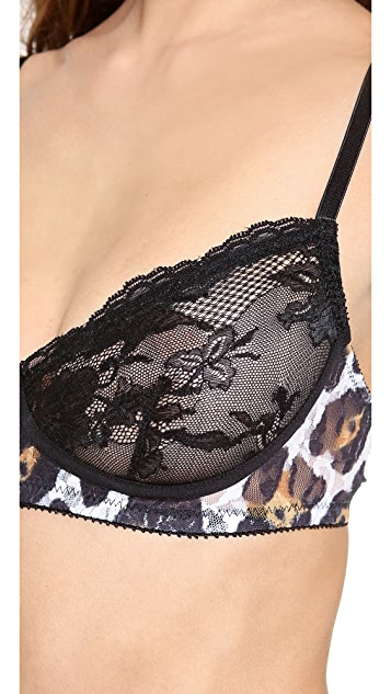 Hanky Panky Big Cat Fashion Bralette