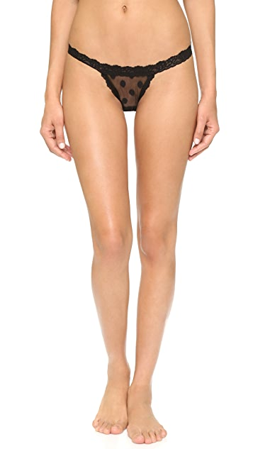 Hanky Panky After Midnight Fly Away Babydoll with G-String