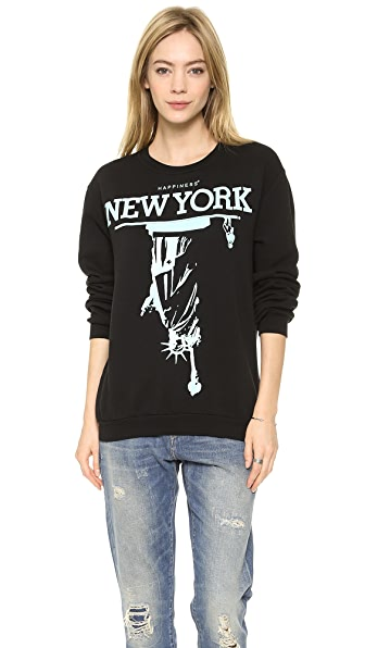 Happiness New York Sweatshirt