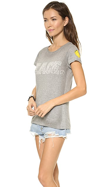 Happiness Reversible Love / Peace Tee