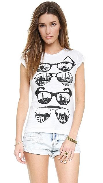 Happiness Sunglasses Tee