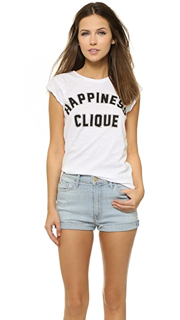 Happiness Happiness Clinque Tee