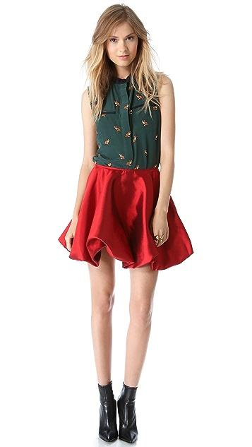 Harvey Faircloth Couture Skirt