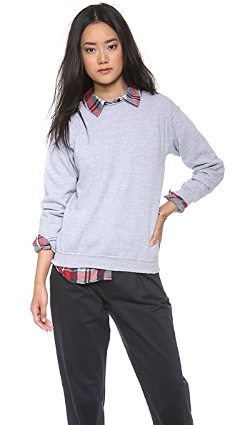 Harvey Faircloth Weathered Sweatshirt
