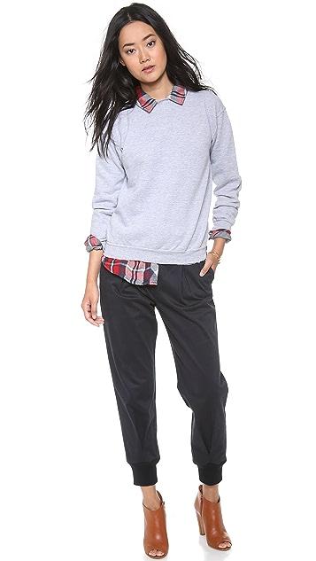 Harvey Faircloth Weathered Sweatshirt