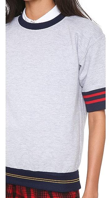Harvey Faircloth Boyfriend Sweatshirt