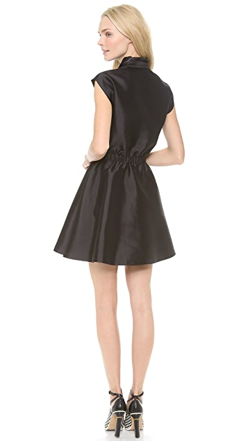 Harvey Faircloth Sleeveless Dress