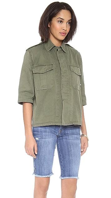 Harvey Faircloth Military Jacket