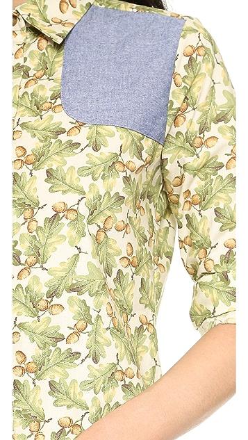 Harvey Faircloth Shirtdress