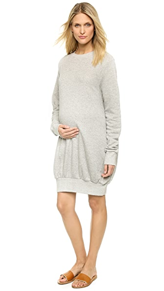 HATCH The Sweatshirt Dress